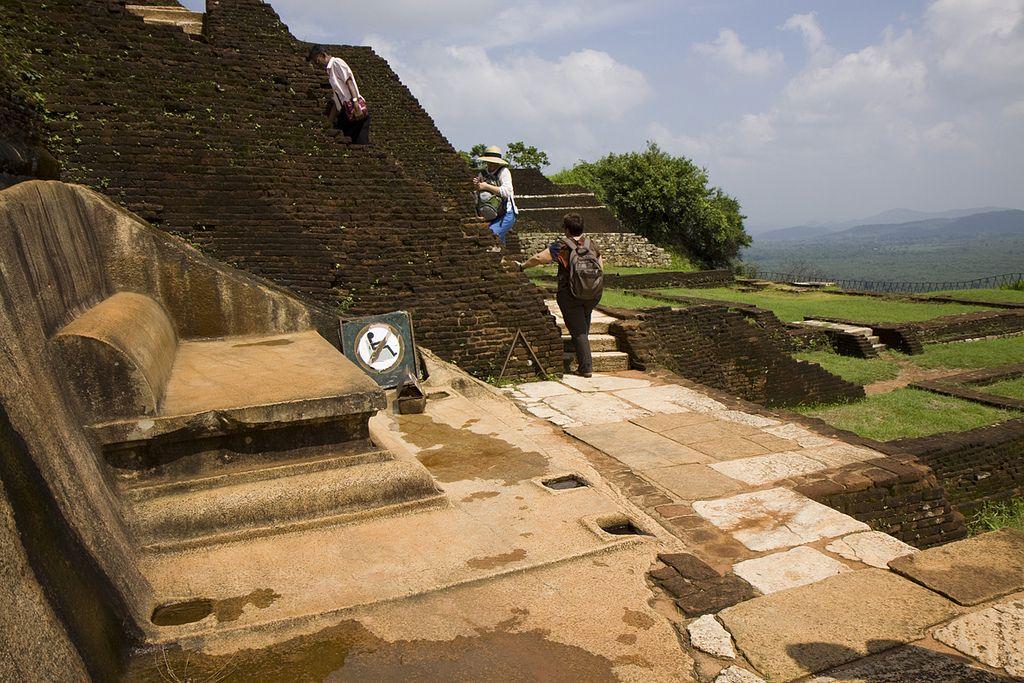 sigiriya8 Sigiriya   Rock Fortress, Sri Lanka