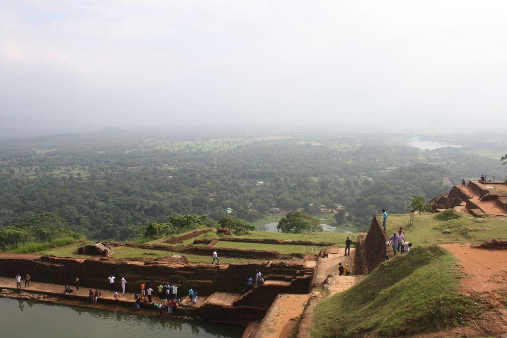 sigiriya9 Sigiriya   Rock Fortress, Sri Lanka
