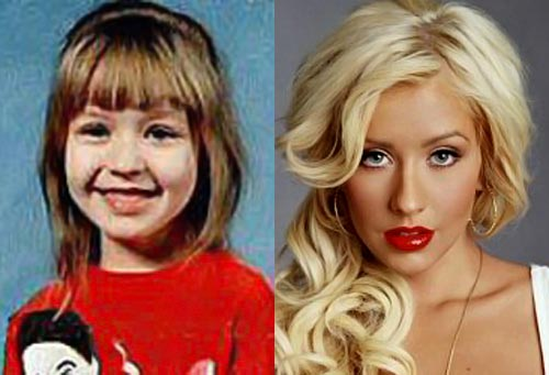 5 When Celebrities Where Kids