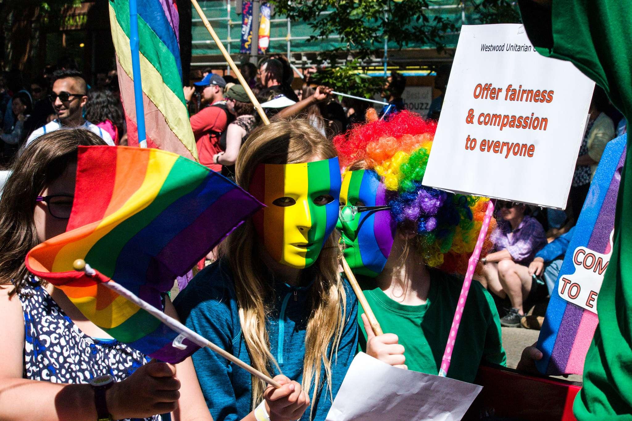 pride parade Edmonton Pride Parade 2016