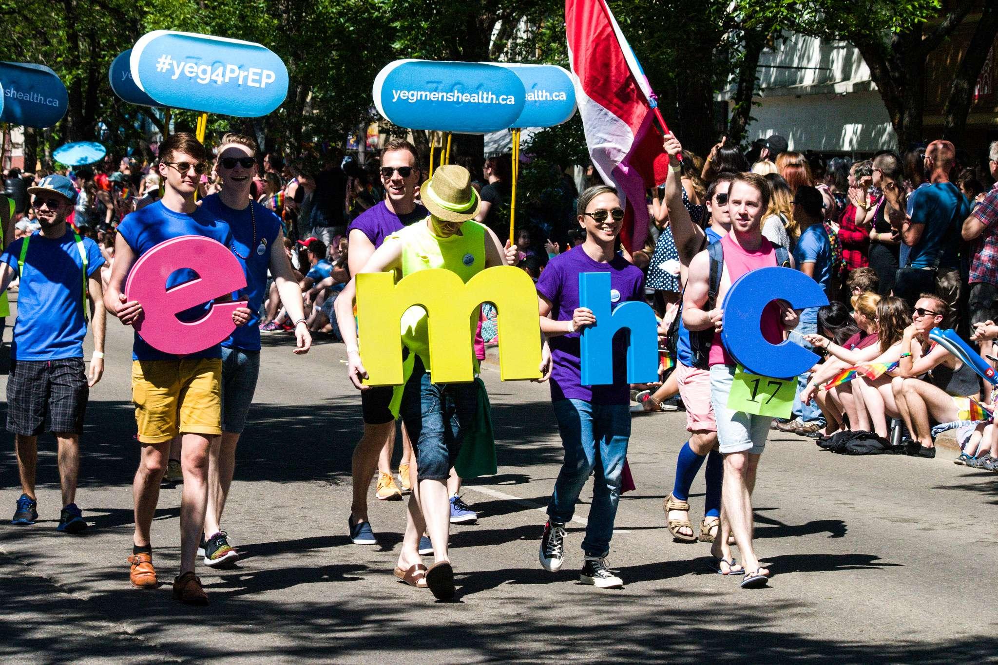 pride parade5 Edmonton Pride Parade 2016