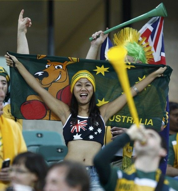 5 Fans We Like to See at World Cup Stadium