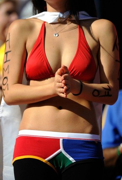 6 Fans We Like to See at World Cup Stadium