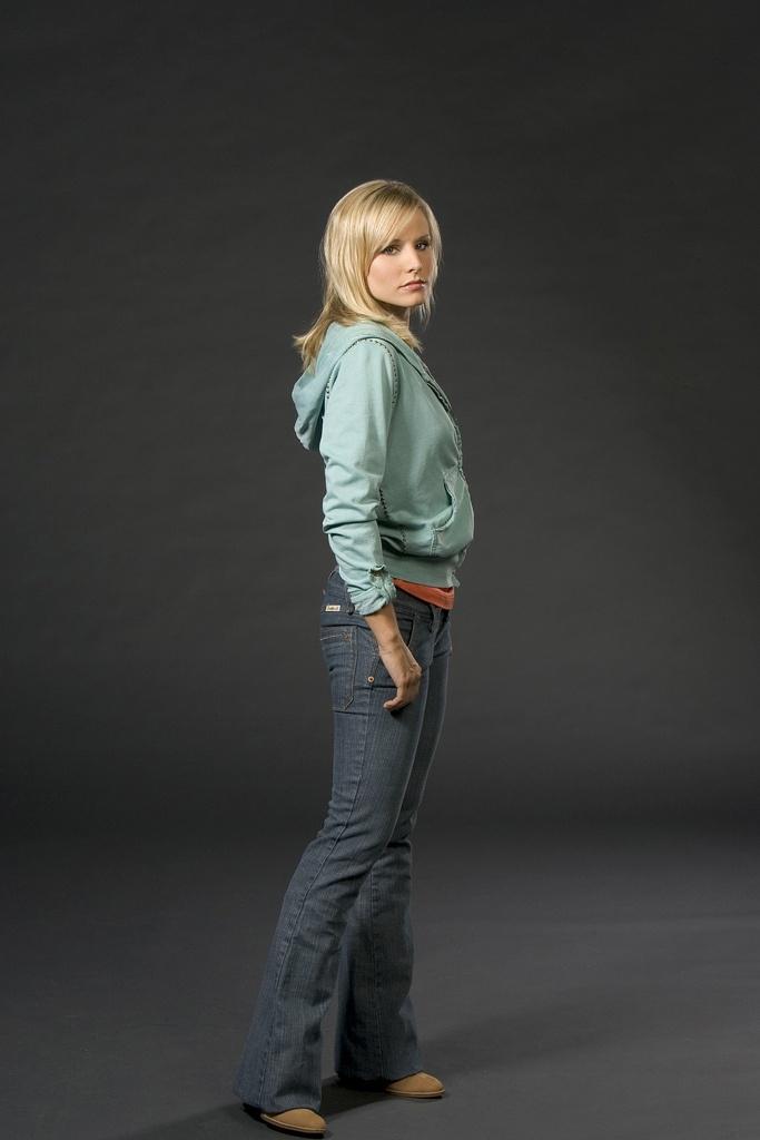 kirsten bell7 Kirsten Bell as Veronica Mars
