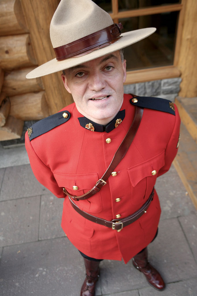 royal canadian mounted police2 The Royal Canadian Mounted Police (Mounties)