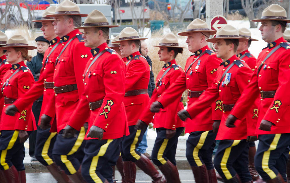 royal canadian mounted police8 The Royal Canadian Mounted Police (Mounties)