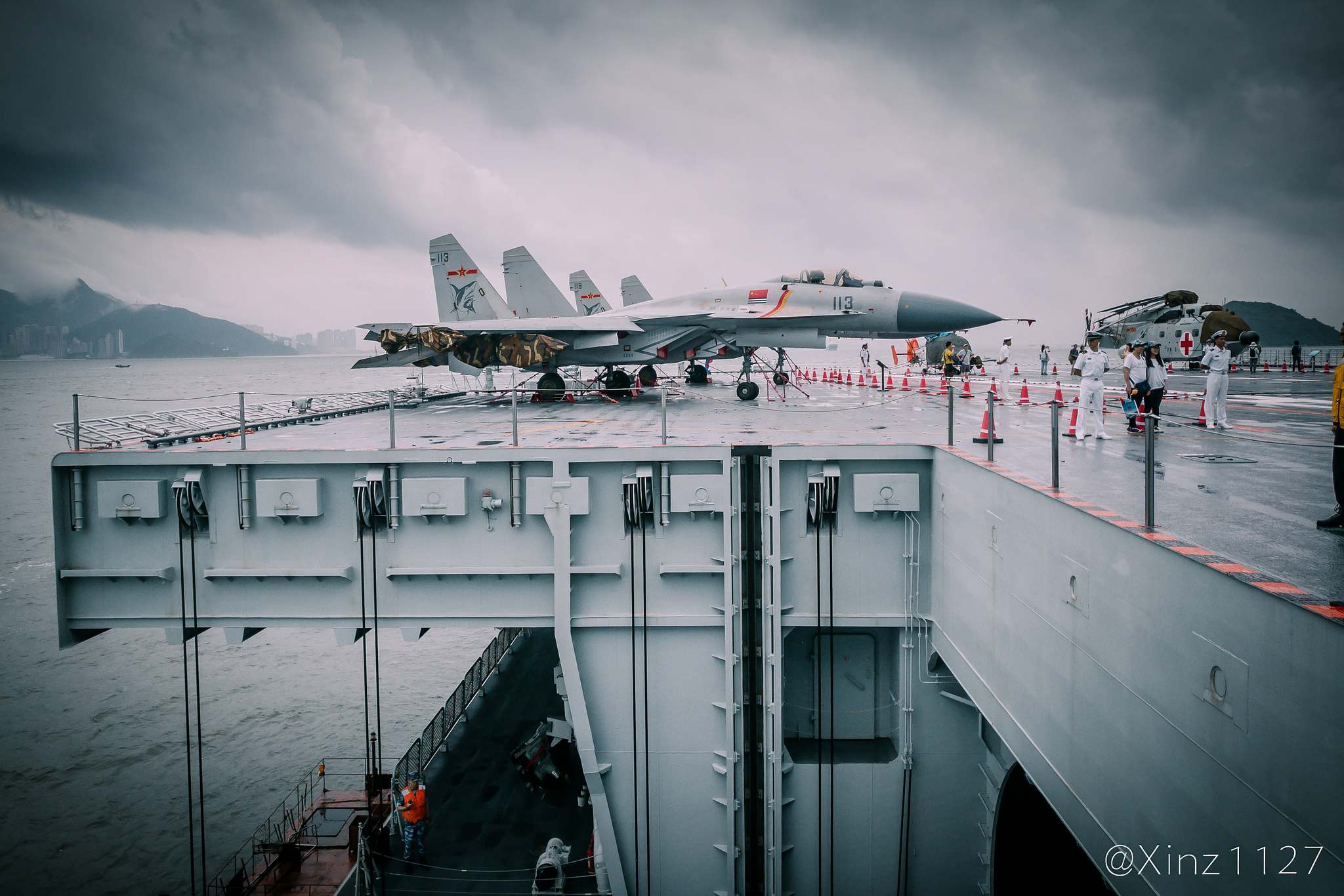liaoning ship3 CV 16 Liaoning   Chinese aircraft carrier