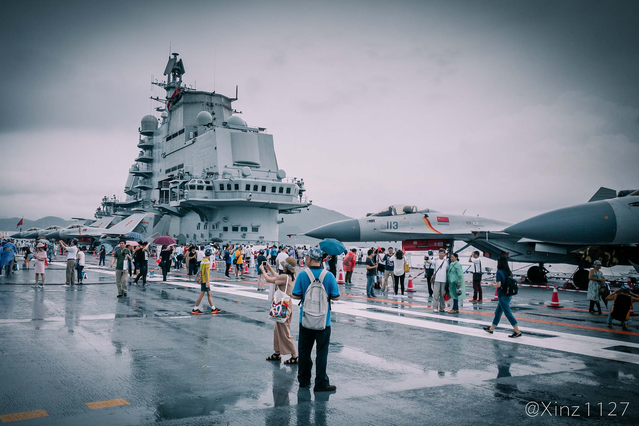 liaoning ship6 CV 16 Liaoning   Chinese aircraft carrier