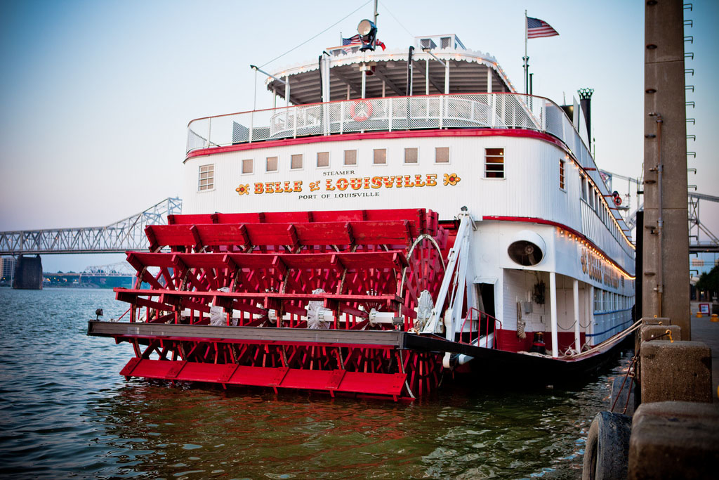 belle louisville1 Historic Belle of Louisville, Kentucky