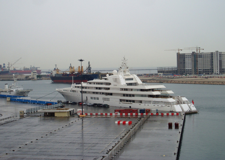 luxury yachts6 Top Three Biggest Exclusive Yachts