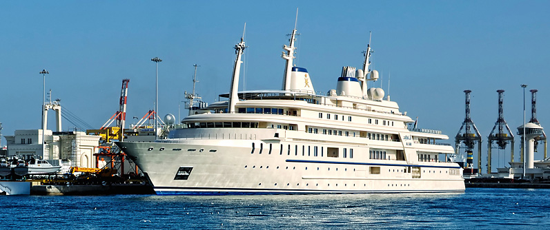 luxury yachts8 Top Three Biggest Exclusive Yachts