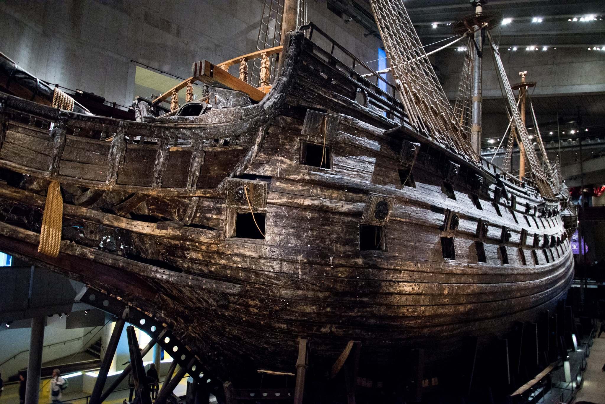 wasa Wasa   Swedish War Ship in Stockholm