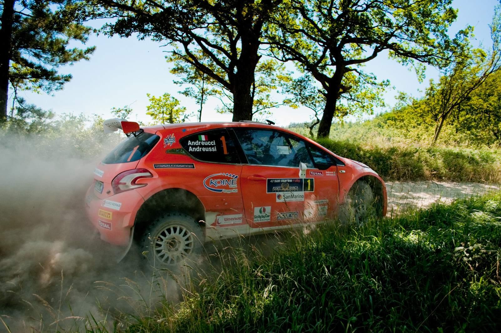 rally san marino3 43th Rally San Marino 2015 Photos