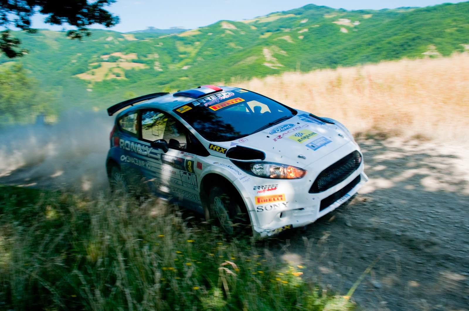 rally san marino4 43th Rally San Marino 2015 Photos