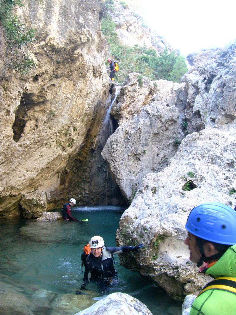rio verde12 Adrenaline Canyoning Rio Verde