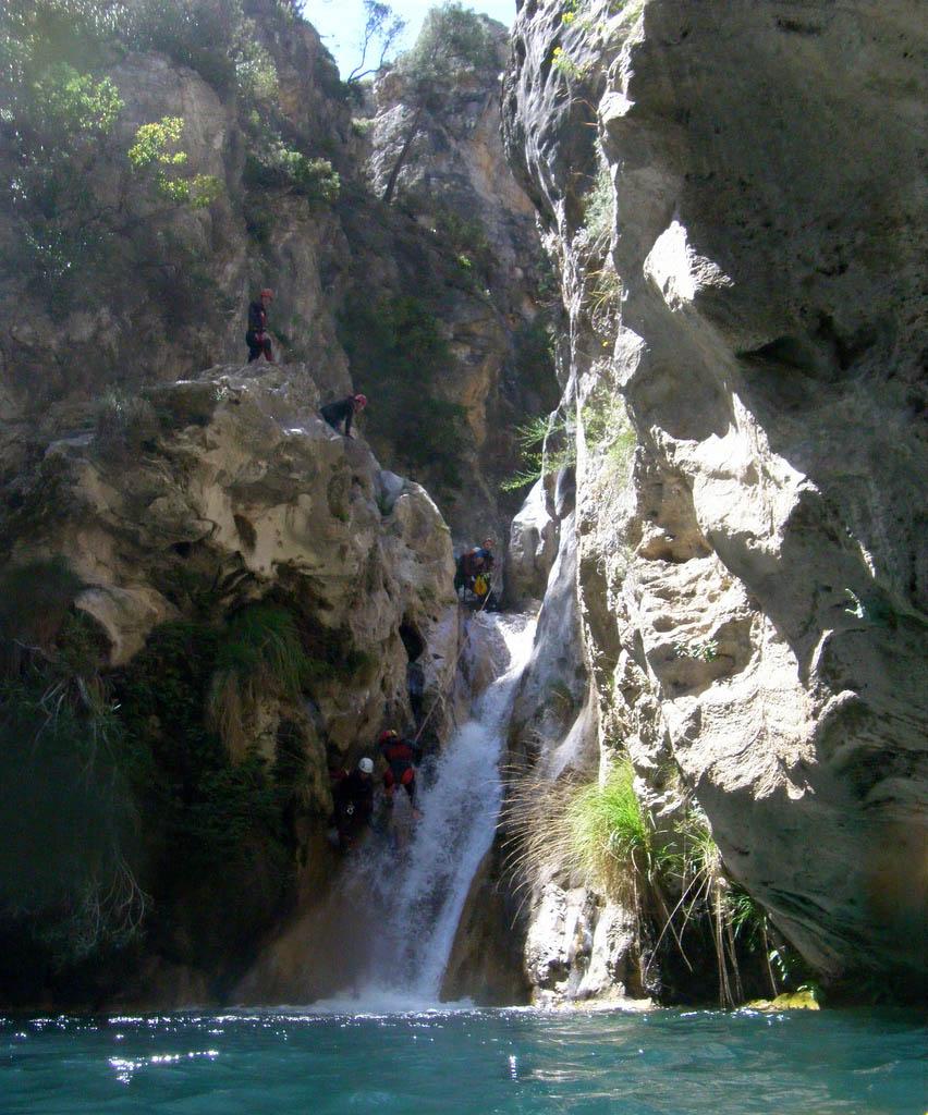 rio verde2 Adrenaline Canyoning Rio Verde