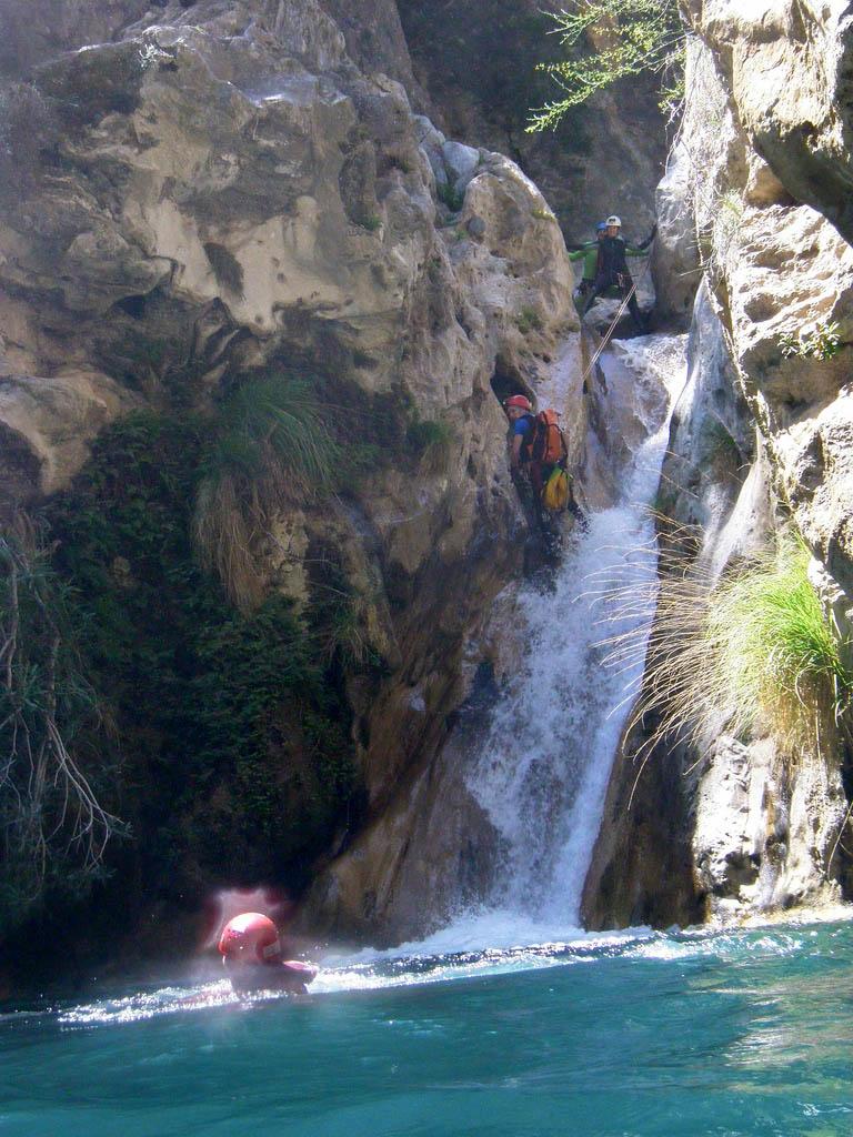 rio verde3 Adrenaline Canyoning Rio Verde