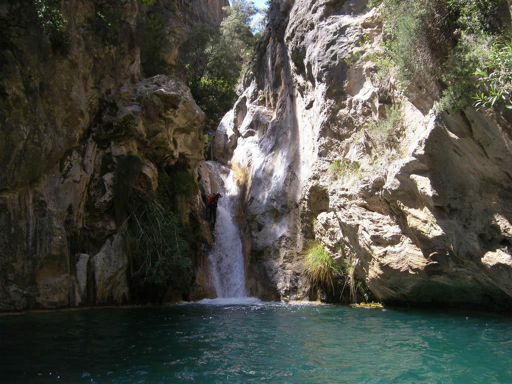 rio verde4 Adrenaline Canyoning Rio Verde
