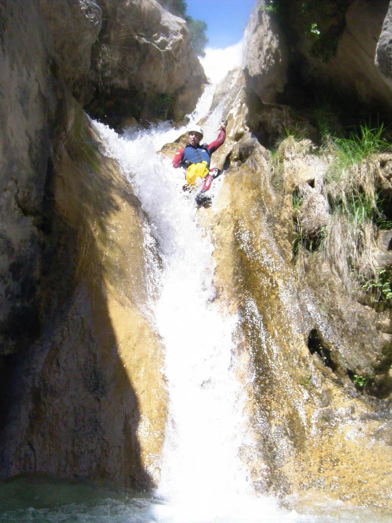 rio verde6 Adrenaline Canyoning Rio Verde