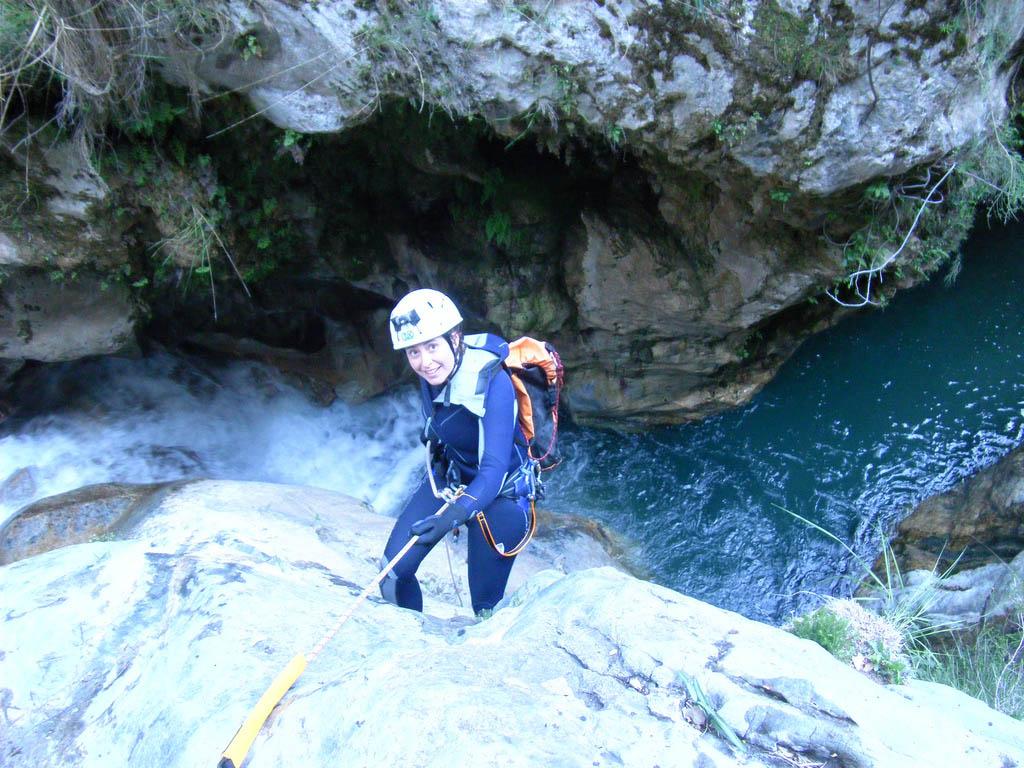 rio verde8 Adrenaline Canyoning Rio Verde
