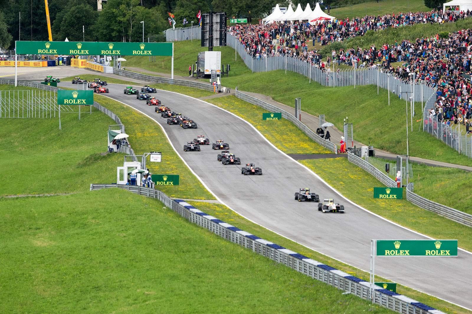 austrian grand prix1 Austrian Grand Prix 2015   Spielberg
