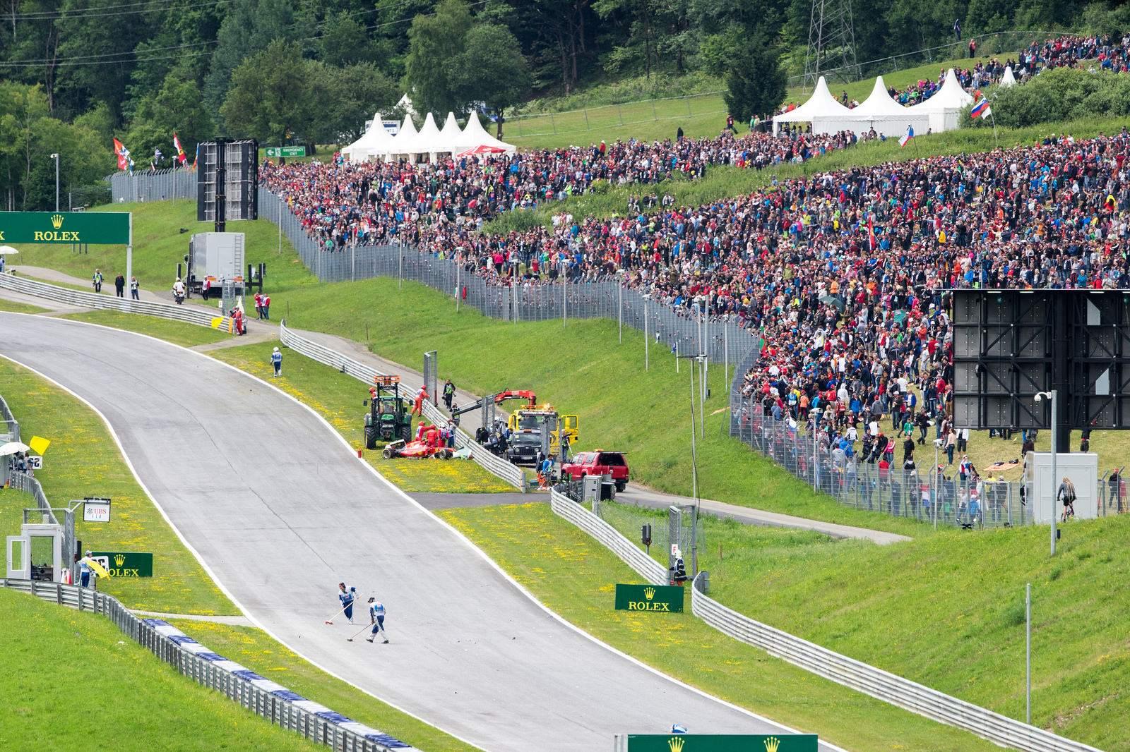 austrian grand prix8 Austrian Grand Prix 2015   Spielberg