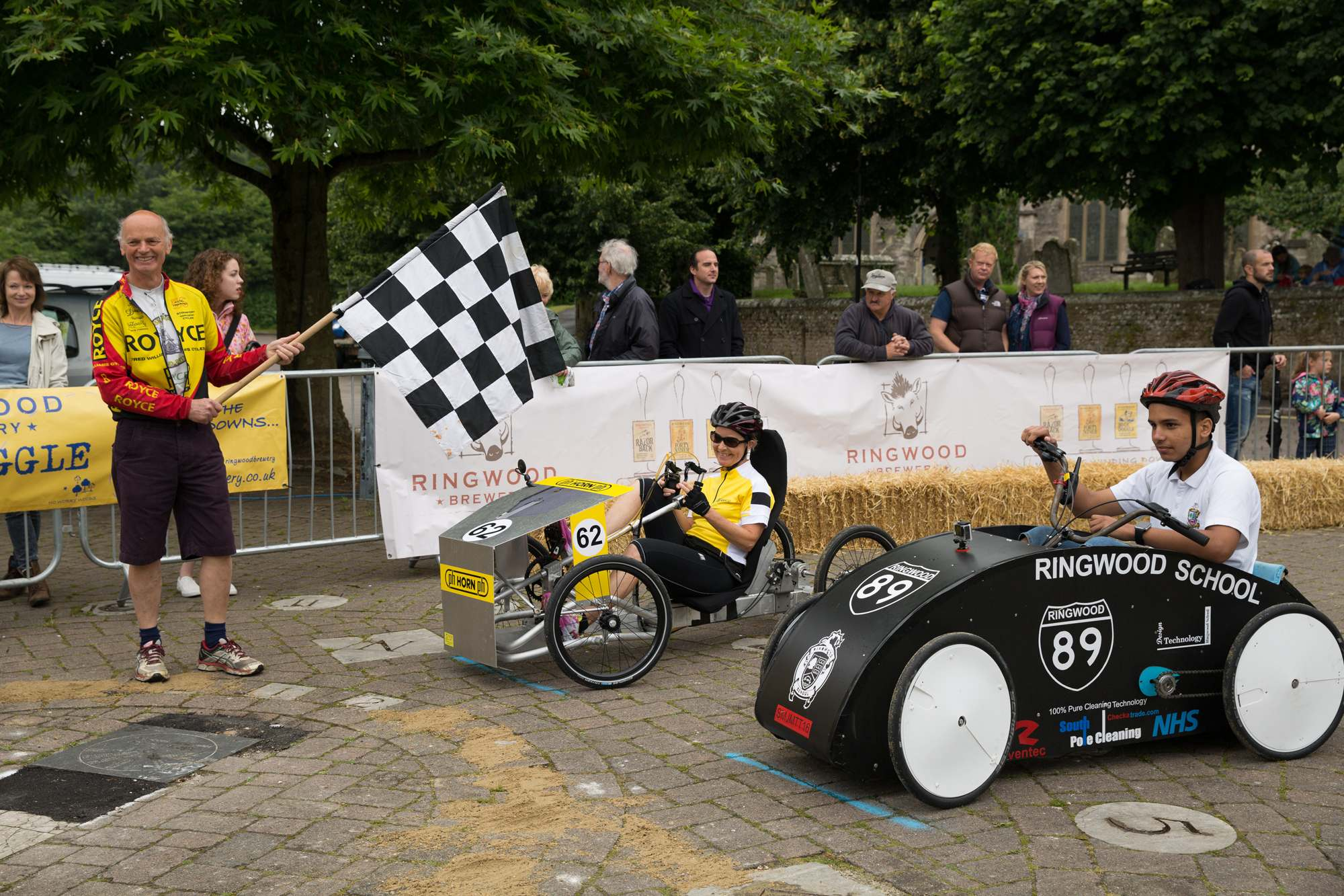 pedal car grand prix British Ringwood Pedal Car Grand Prix 2016
