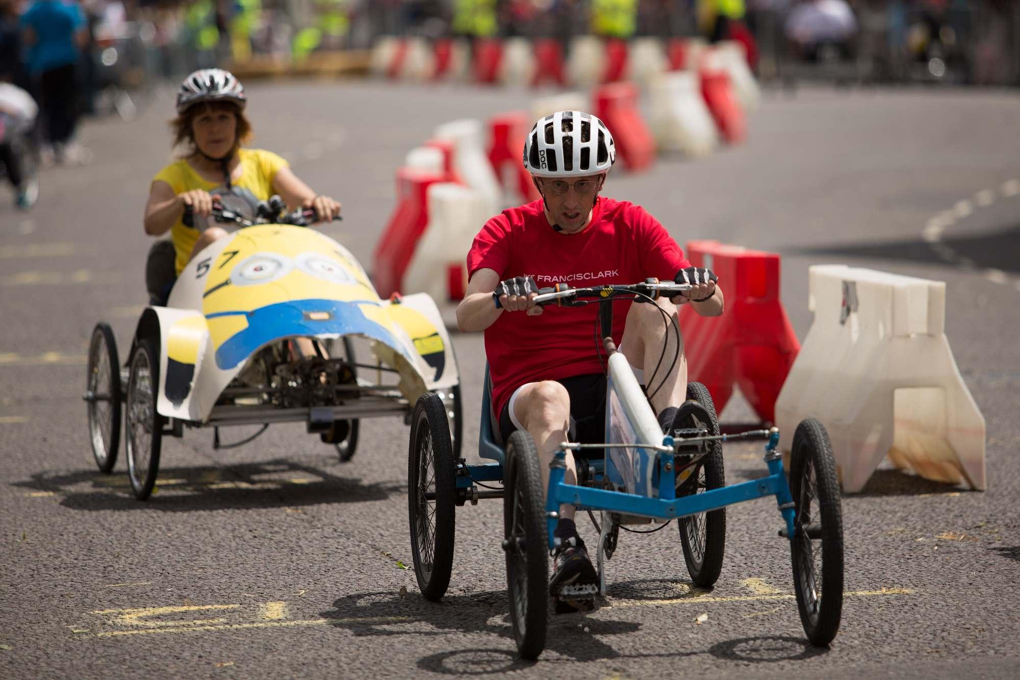 pedal car grand prix13 British Ringwood Pedal Car Grand Prix 2016