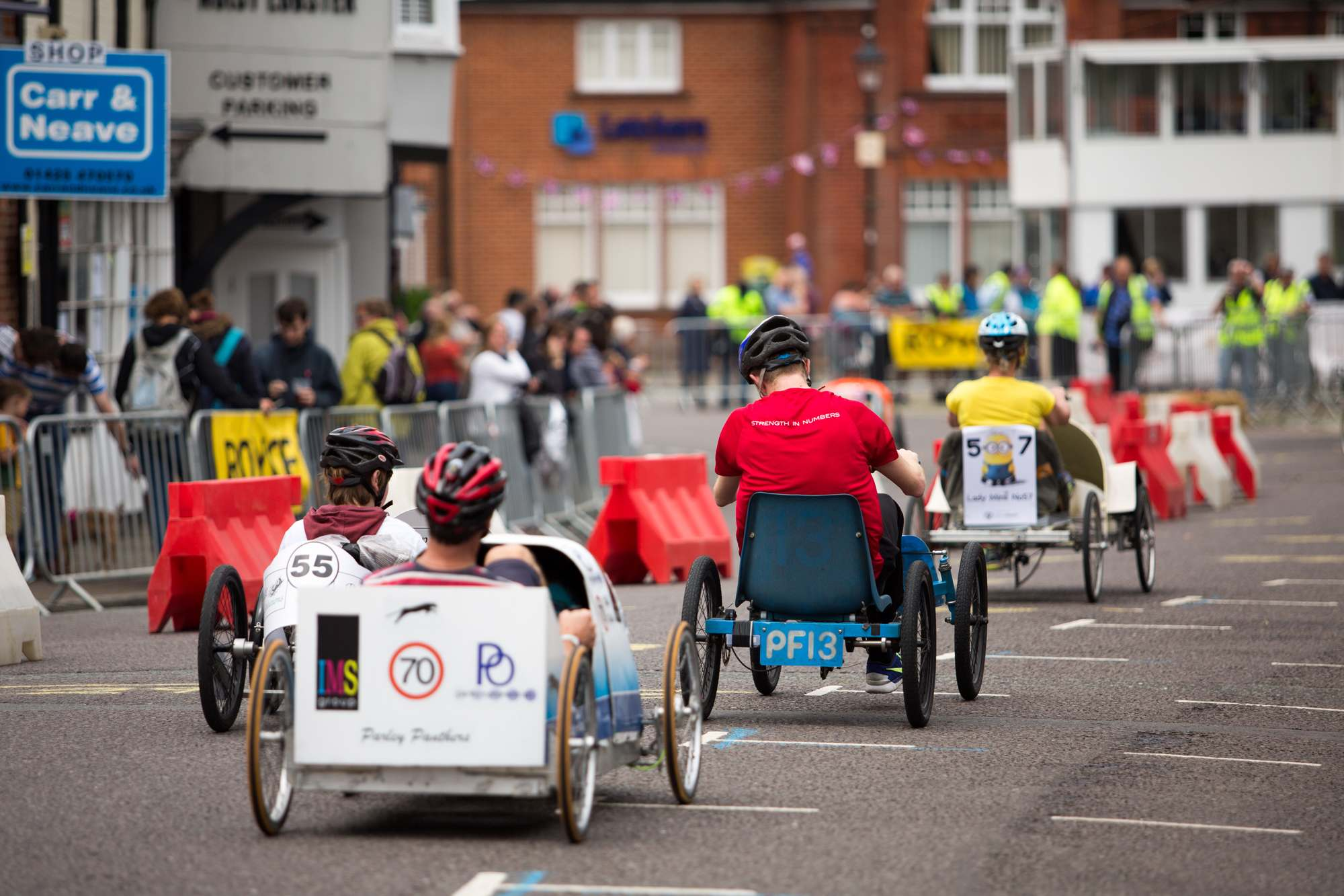 pedal car grand prix14 British Ringwood Pedal Car Grand Prix 2016