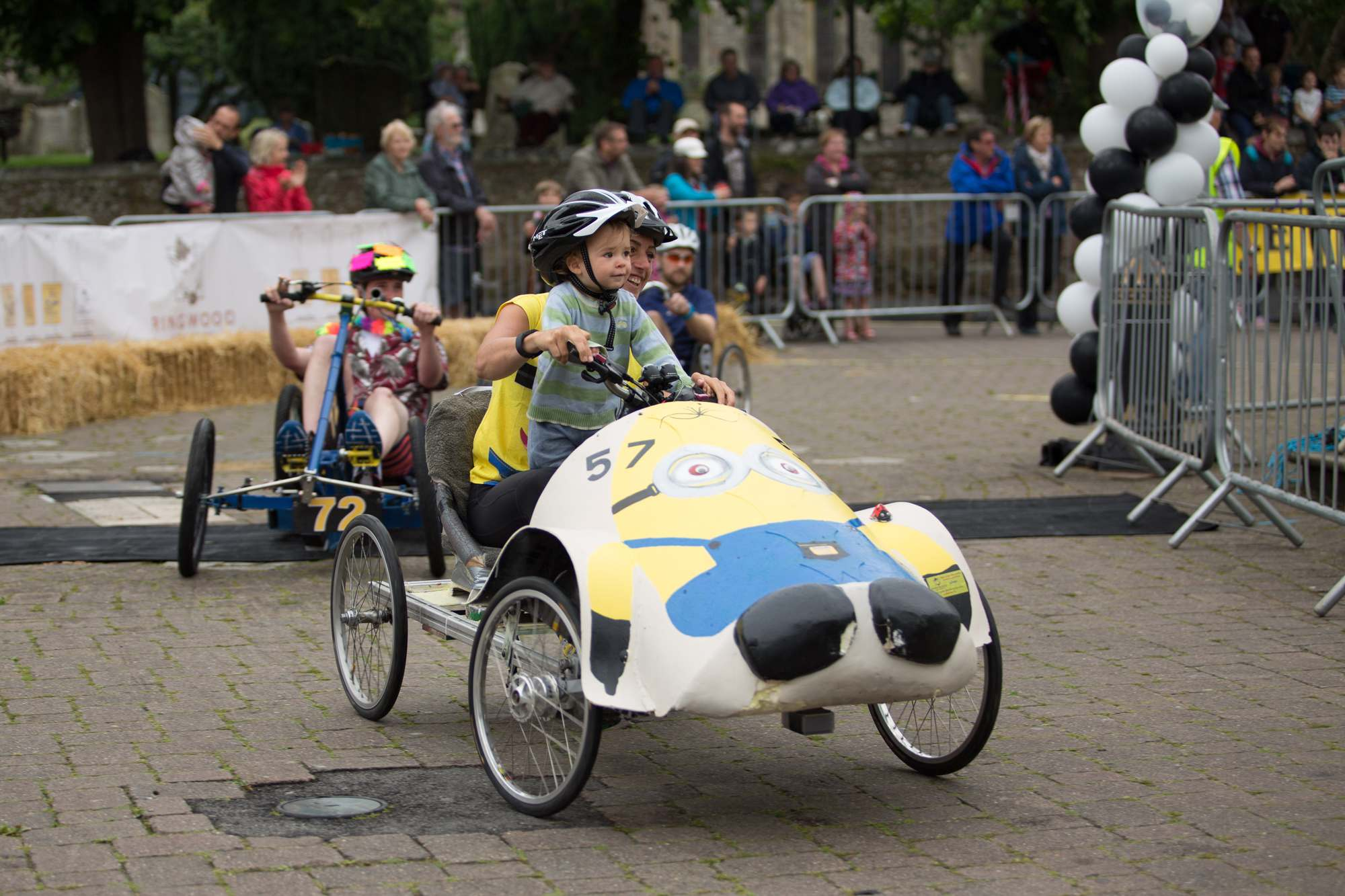 pedal car grand prix2 British Ringwood Pedal Car Grand Prix 2016