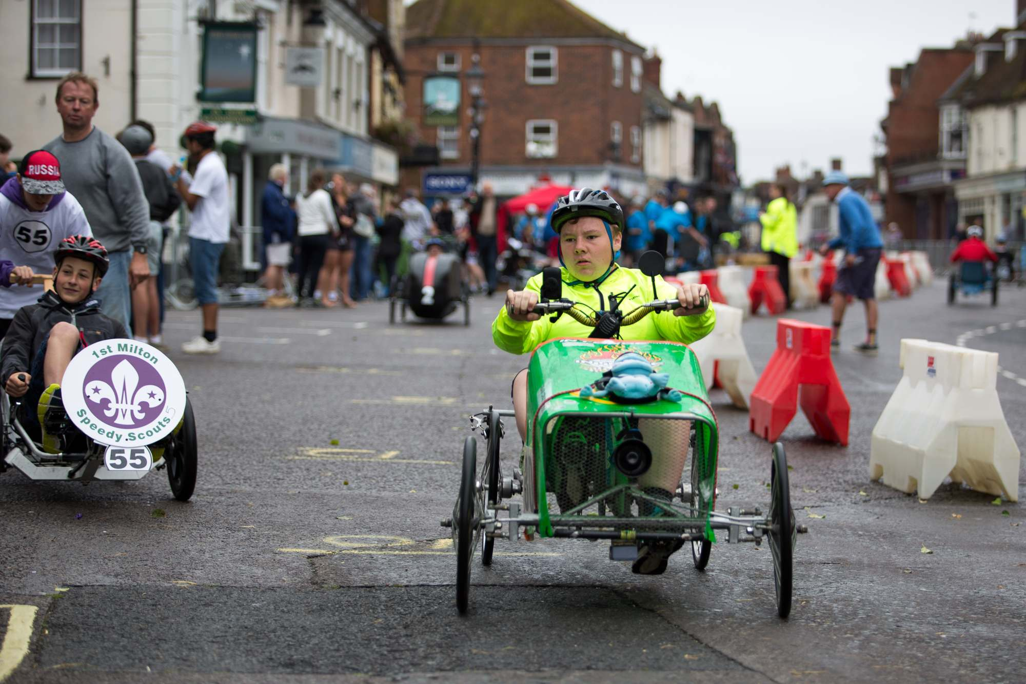 pedal car grand prix3 British Ringwood Pedal Car Grand Prix 2016
