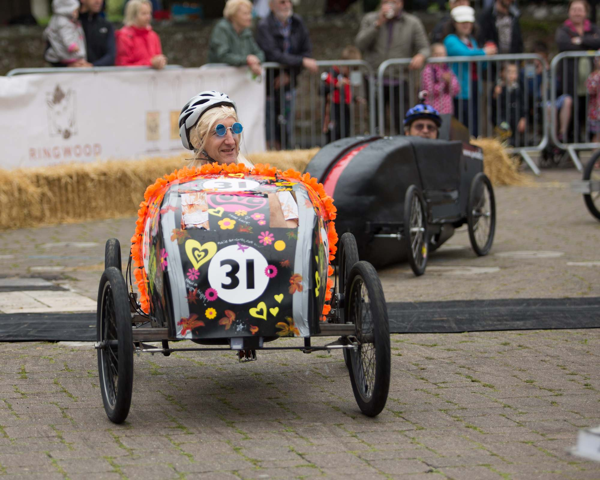 pedal car grand prix4 British Ringwood Pedal Car Grand Prix 2016