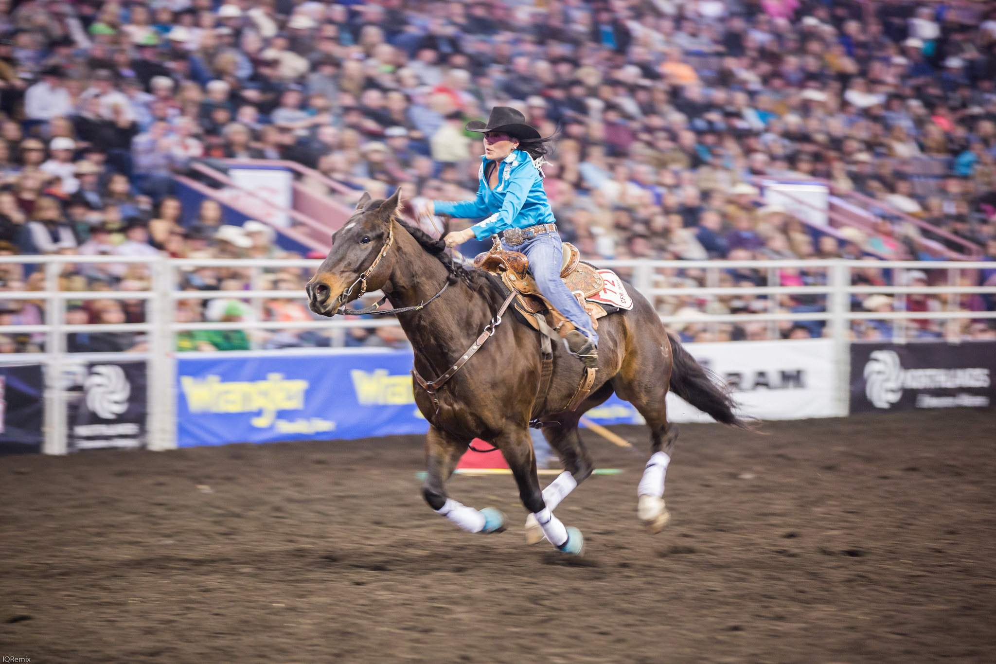 finals rodeo5 Canadian Finals Rodeo in Edmonton