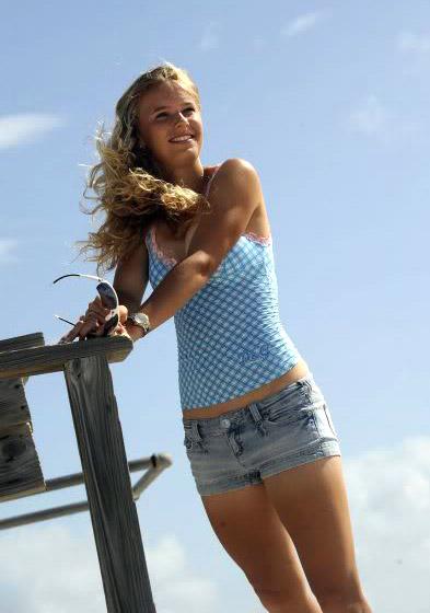 caroline wozniacki photos16 Caroline Wozniacki: No. 1 WTA Tennis Player
