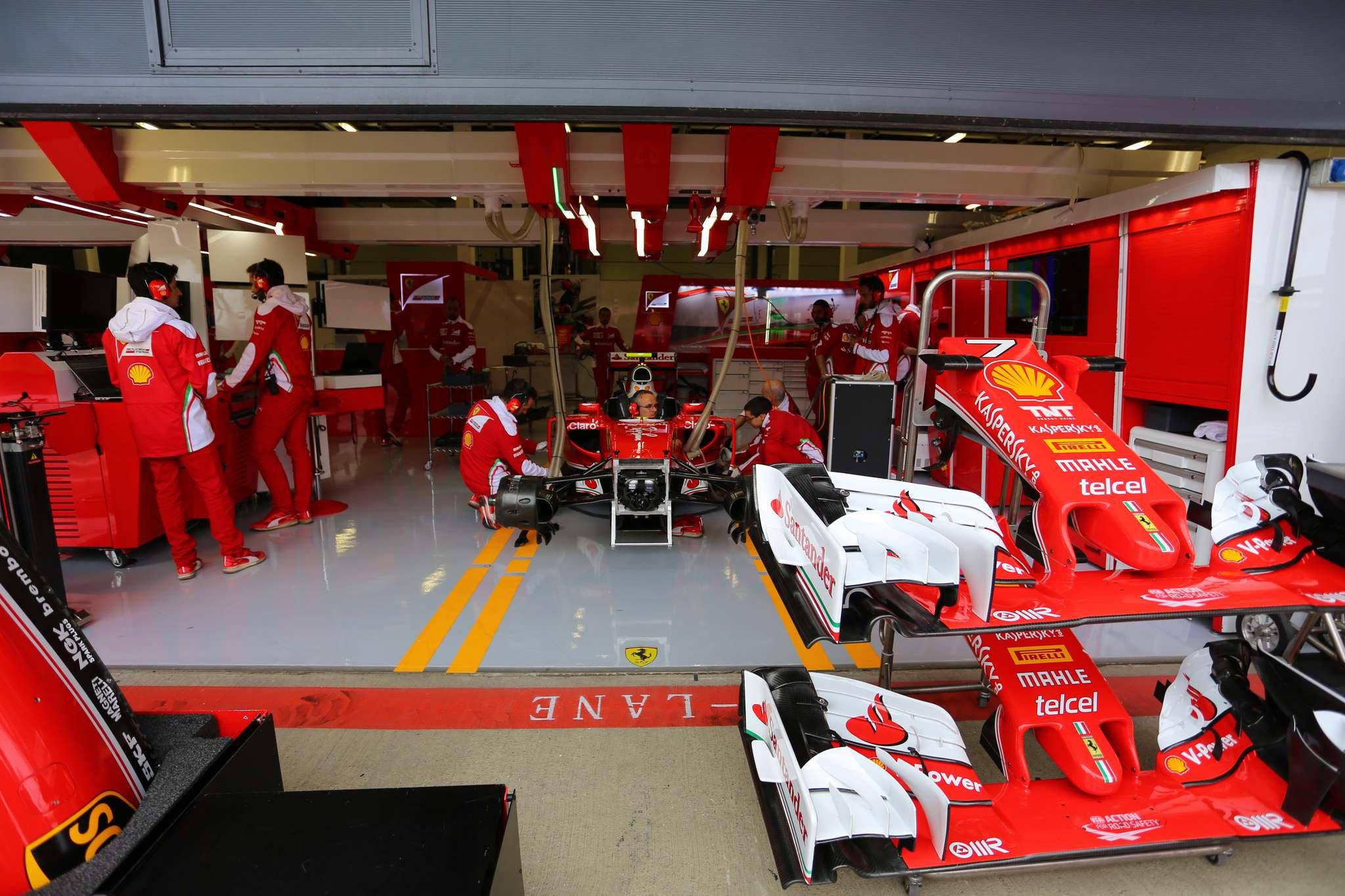 britishgp2 Formula 1   British GP 2016 in Silverstone