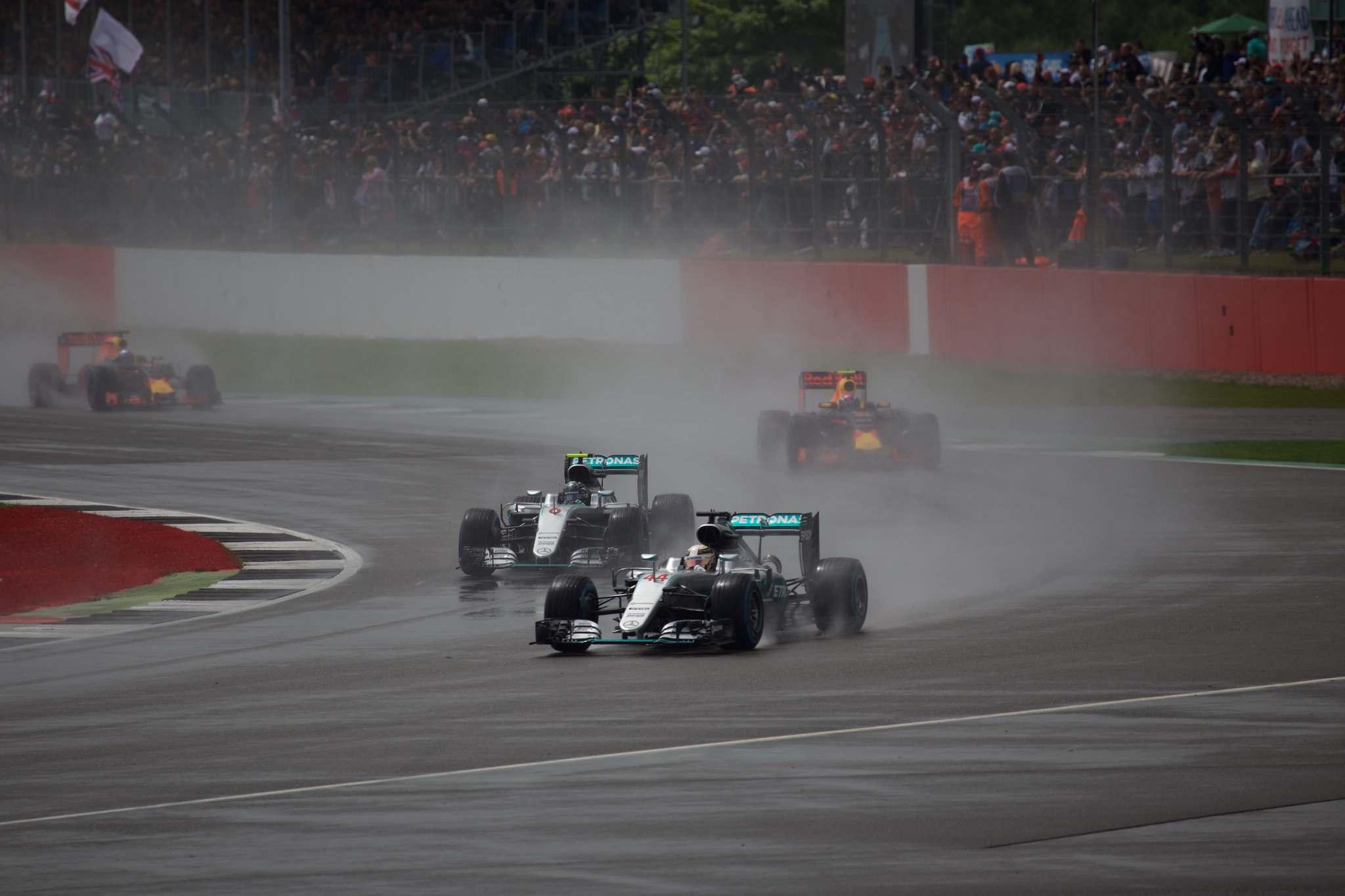 britishgp7 Formula 1   British GP 2016 in Silverstone