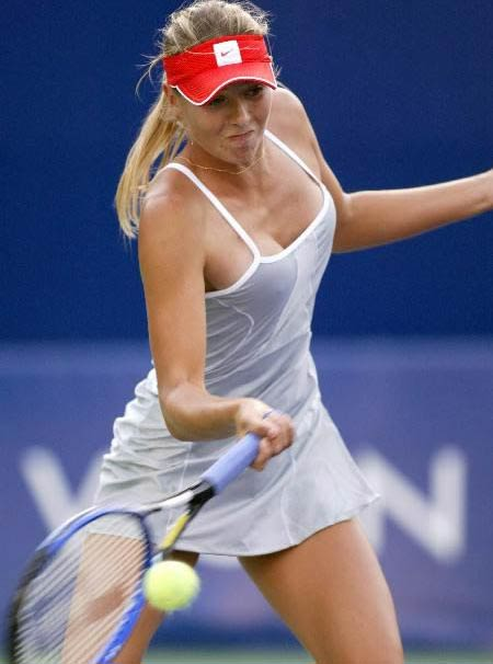 maria sharapova1 Hottest Tennis Player Maria Sharapova