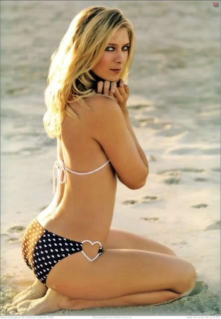 maria sharapova11 Hottest Tennis Player Maria Sharapova