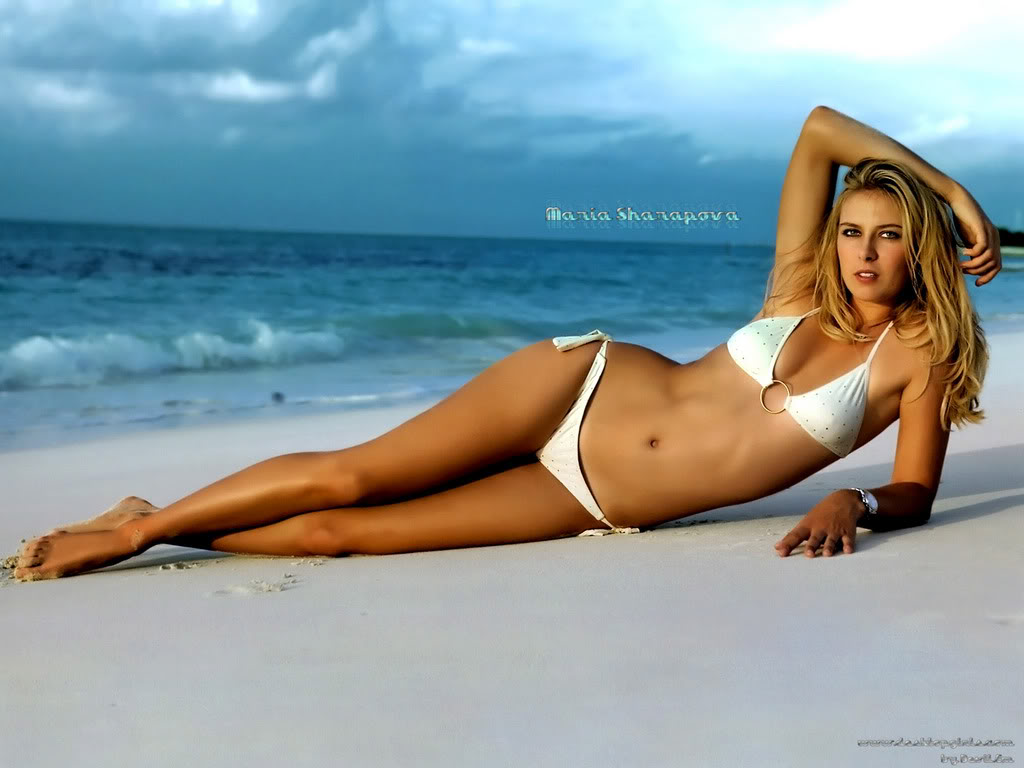 maria sharapova15 Hottest Tennis Player Maria Sharapova