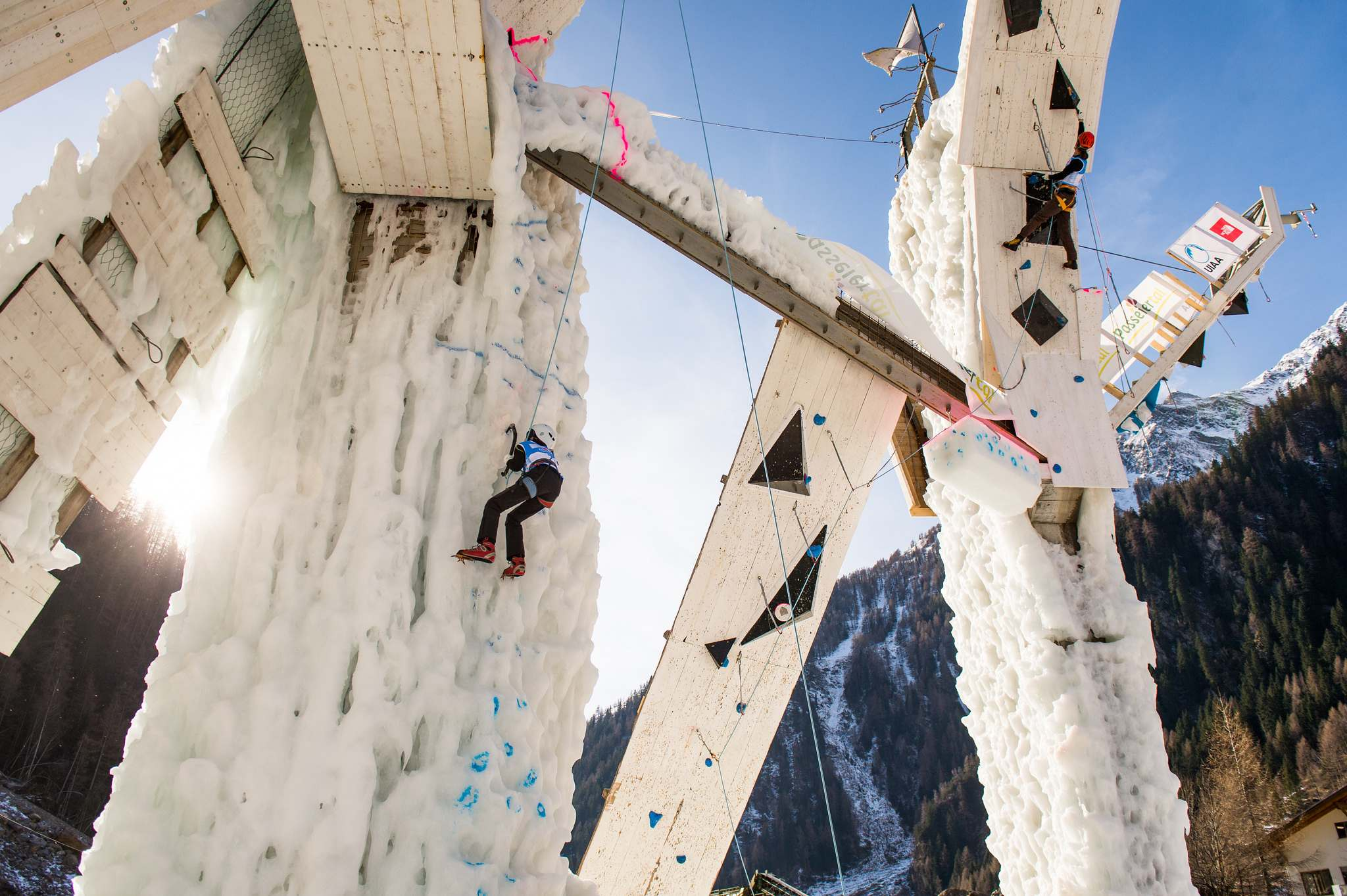 ice climbing1 Ice Climbing World Youth Championships 2016 in Rabenstein