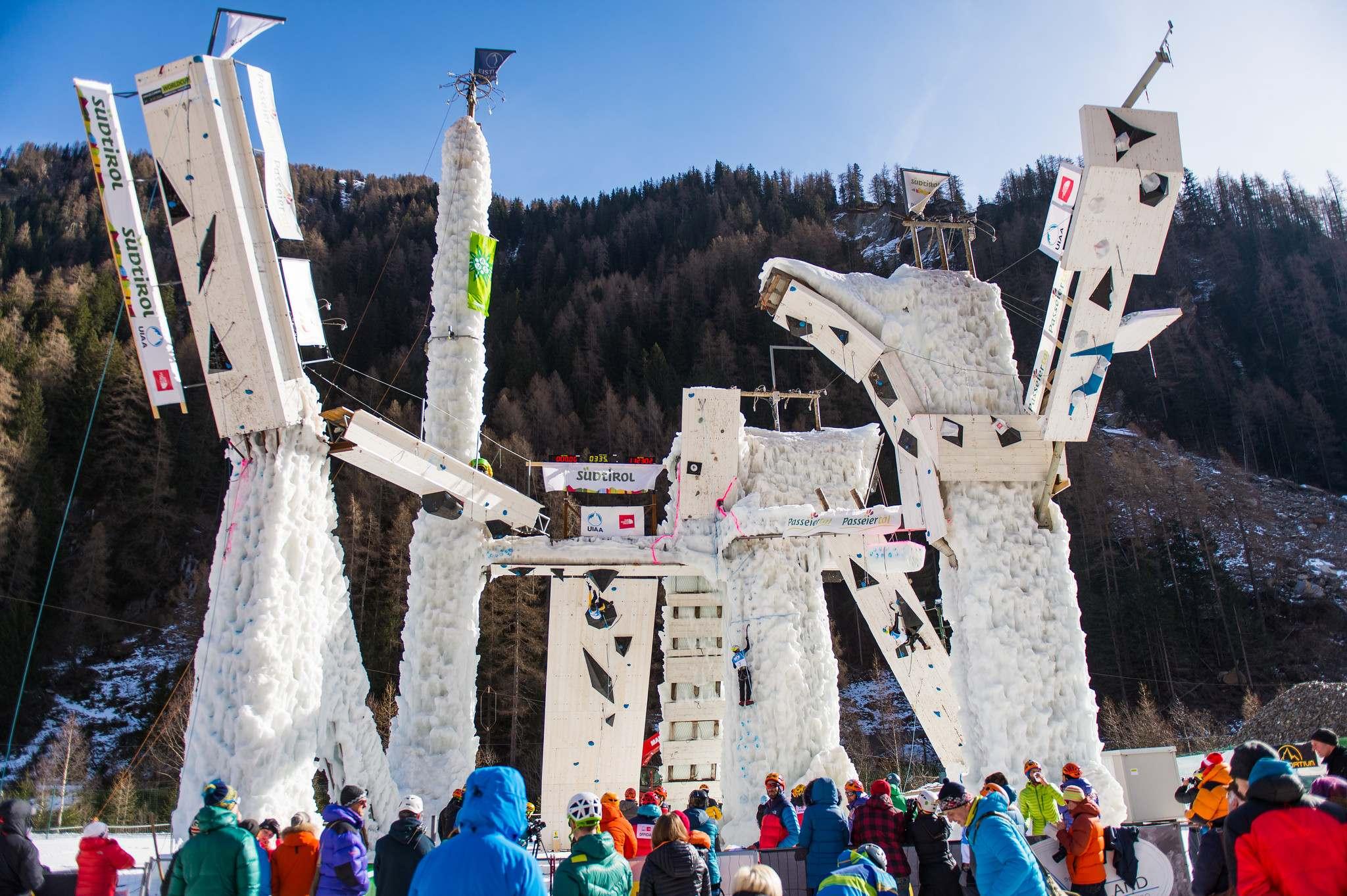 ice climbing2 Ice Climbing World Youth Championships 2016 in Rabenstein