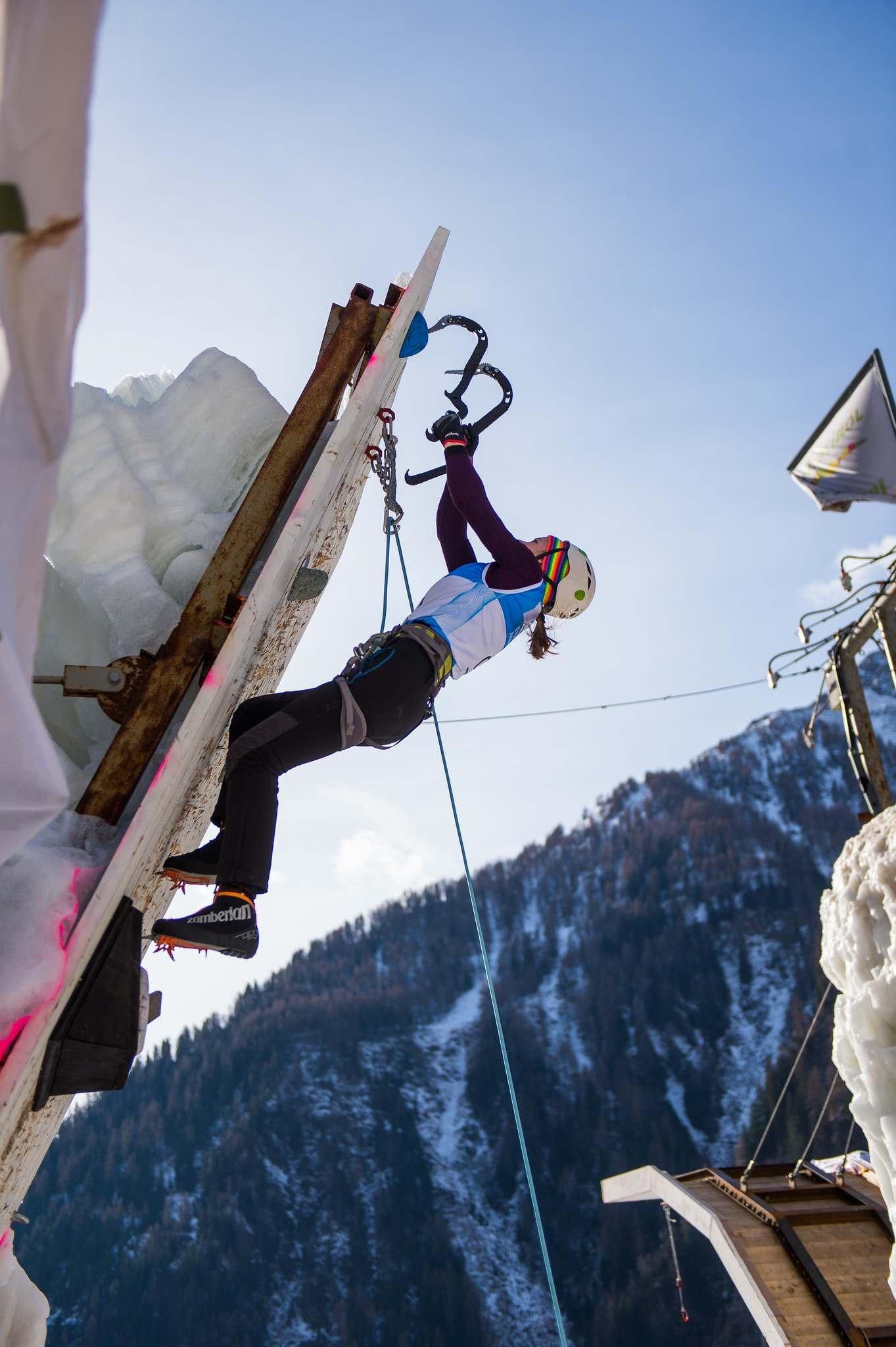 ice climbing3 Ice Climbing World Youth Championships 2016 in Rabenstein