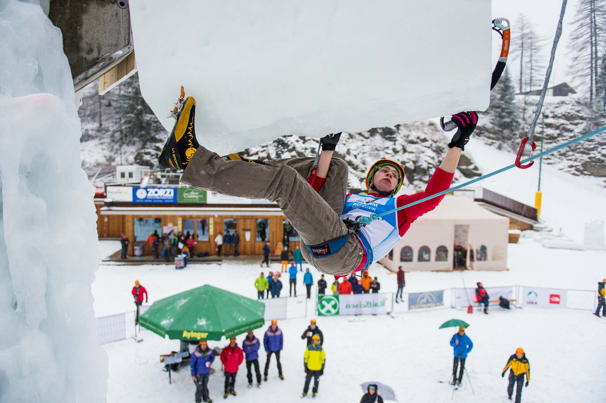 ice climbing4 Ice Climbing World Youth Championships 2016 in Rabenstein