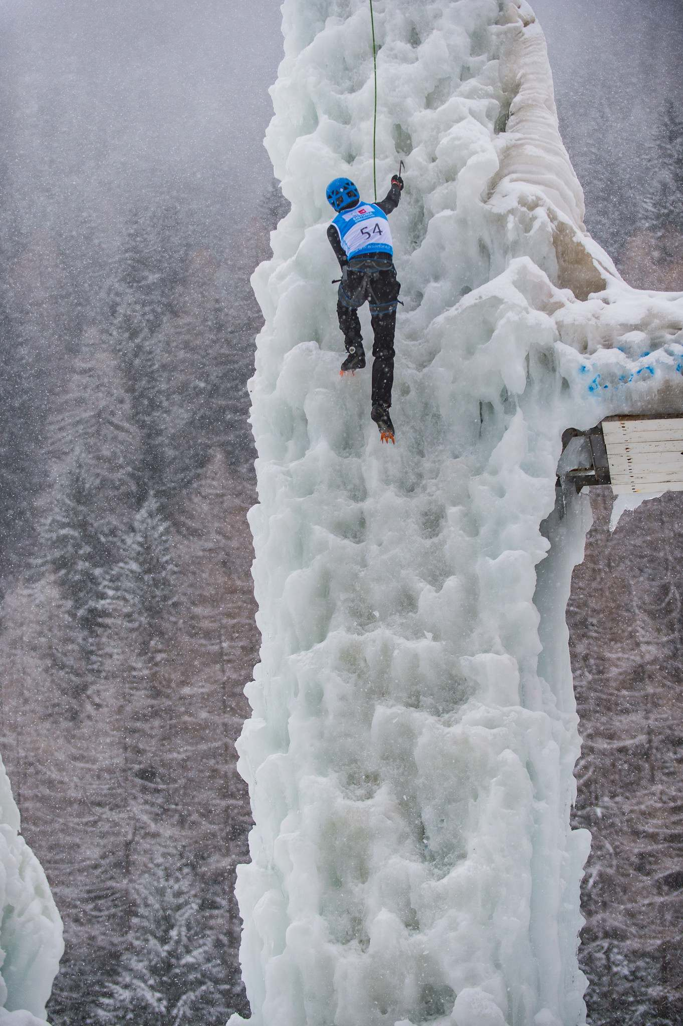 ice climbing5 Ice Climbing World Youth Championships 2016 in Rabenstein