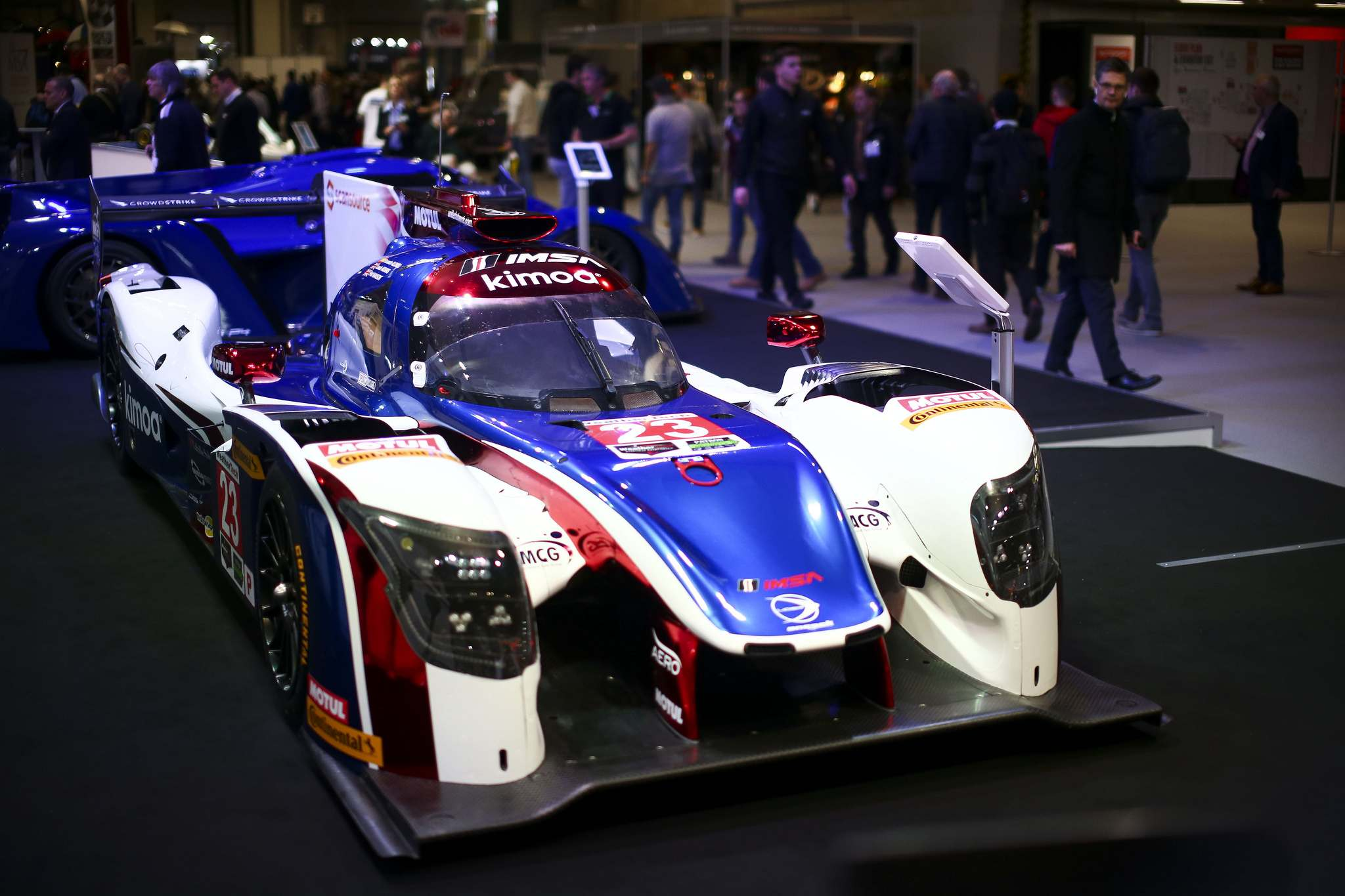 ligier 2018 Ligier at Autosport International Show 2018