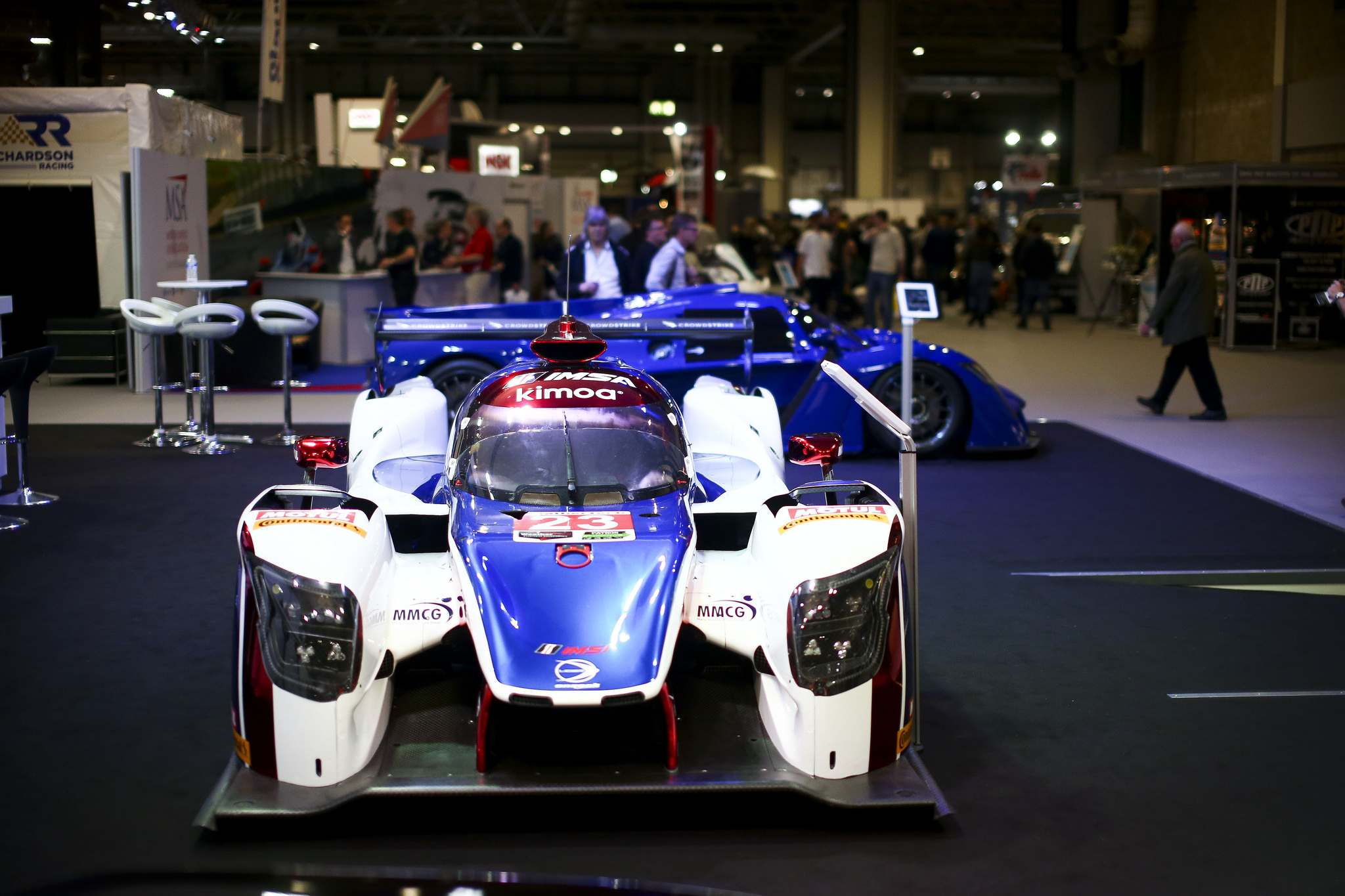 ligier 20181 Ligier at Autosport International Show 2018