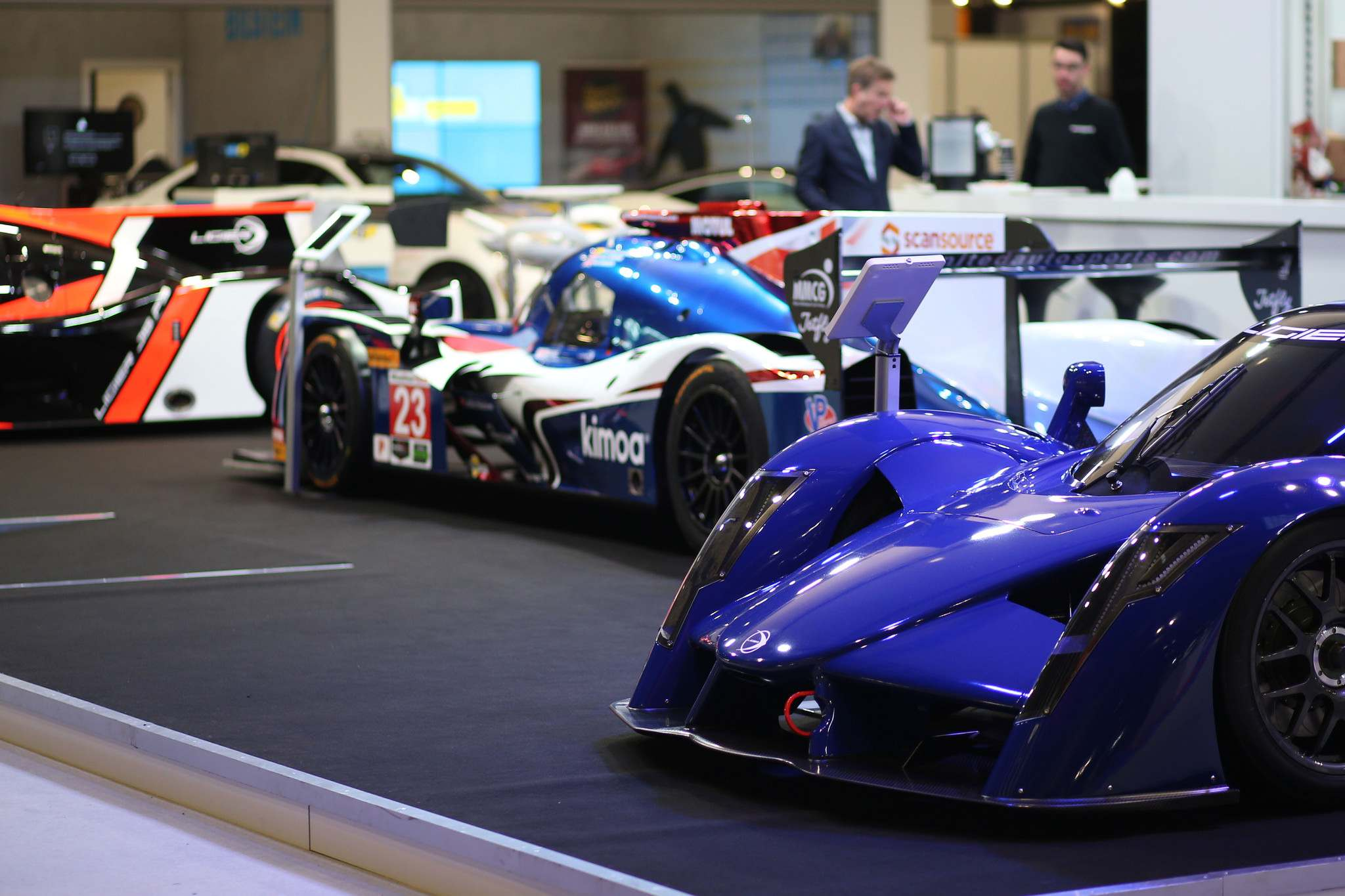ligier 201813 Ligier at Autosport International Show 2018