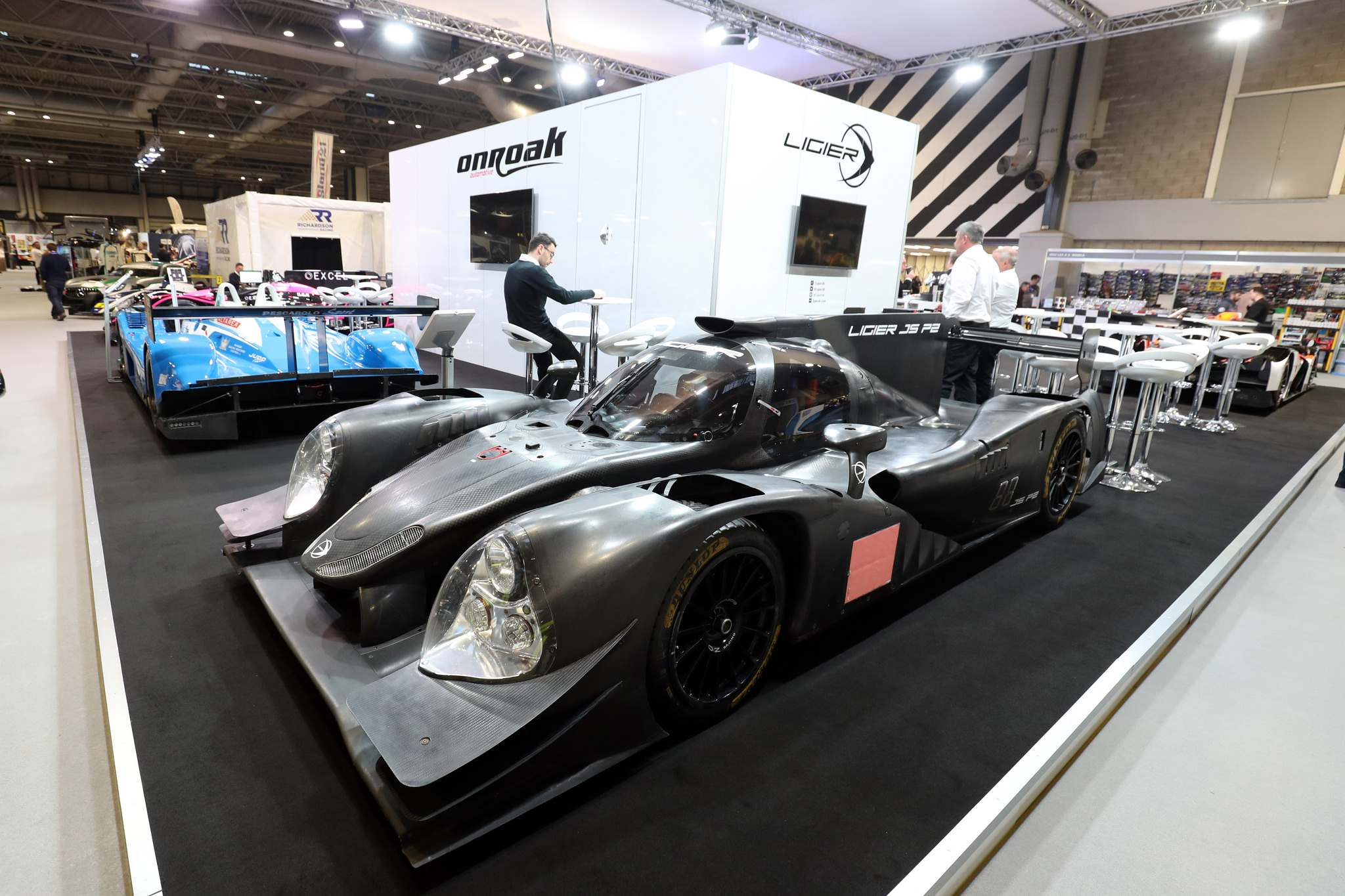 ligier 201814 Ligier at Autosport International Show 2018