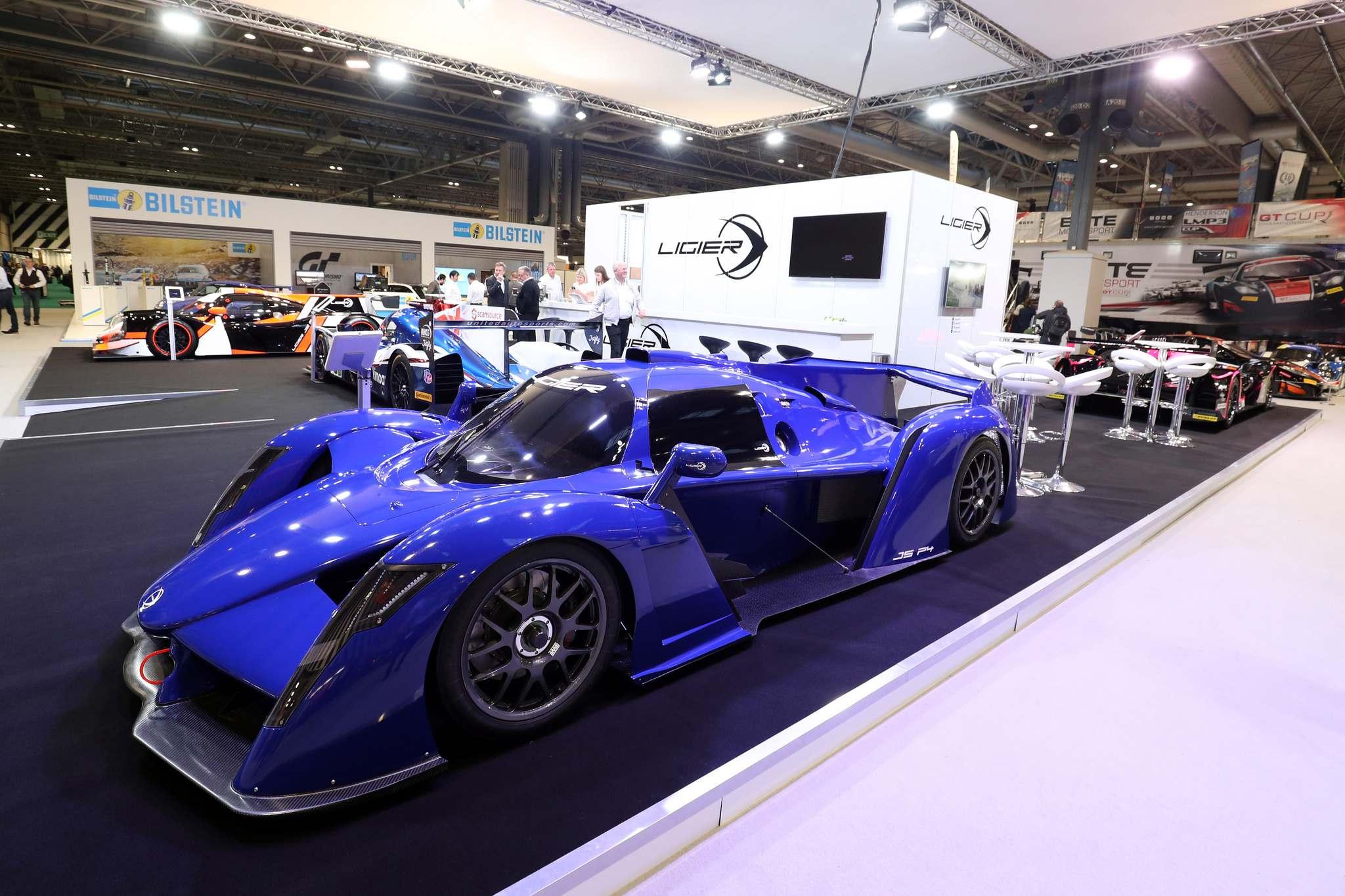 ligier 201815 Ligier at Autosport International Show 2018