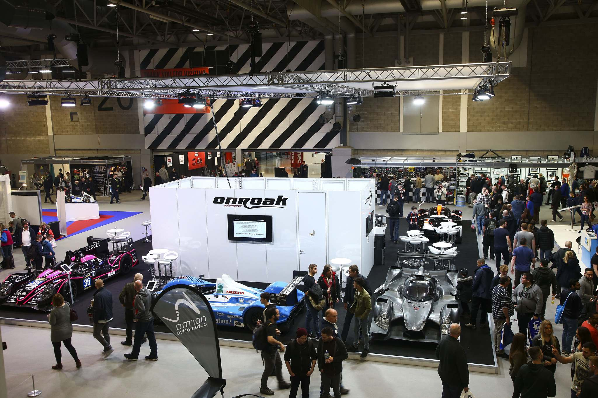 ligier 201817 Ligier at Autosport International Show 2018